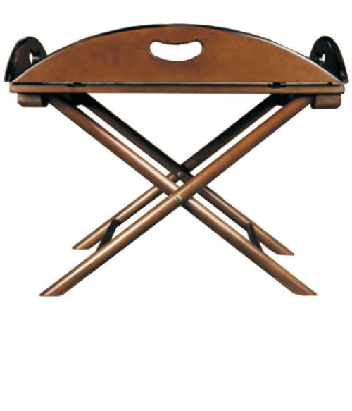 British Butler Table - Serving Tray