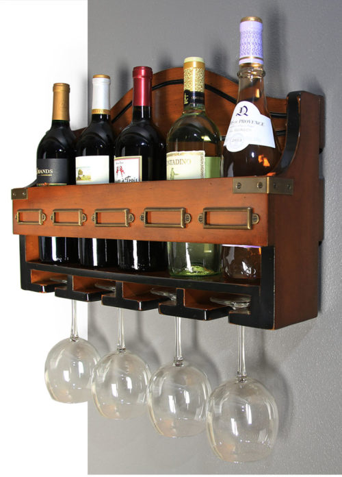 Sommelier Put-Away Wine Rack