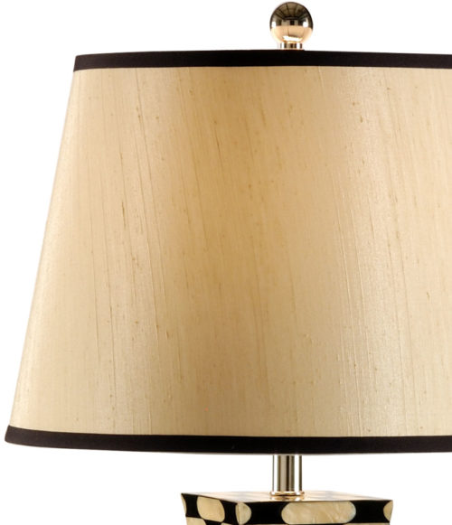 Mother-Of-Pearl Coastal Lighting Lamp