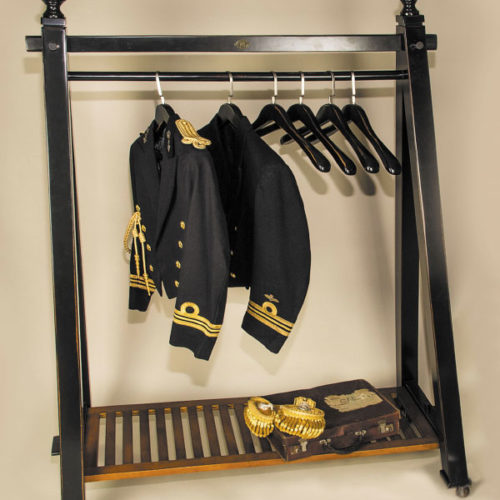 Grand Hotel Shirt Coat Suit And Clothes Hanger Rack