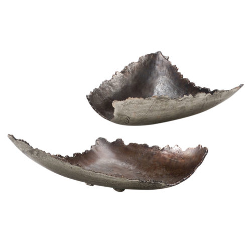 Jagged Trays (set of 2)