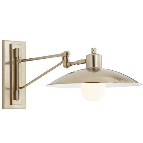 Swivel Arm Sconce