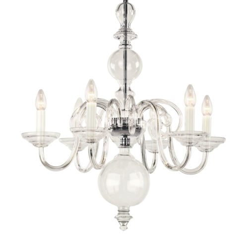 Egmont Crystal Chandelier