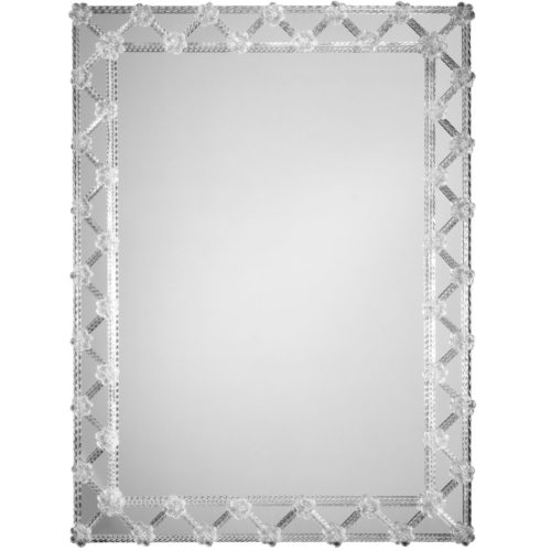Rectangular Venetian Wall Mirror