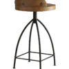 Rustic Counter Stool