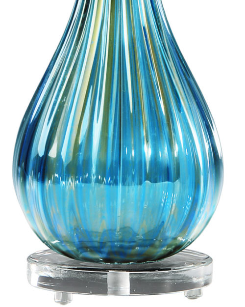 Venetian Glass Lamp