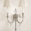 Silver Sconce