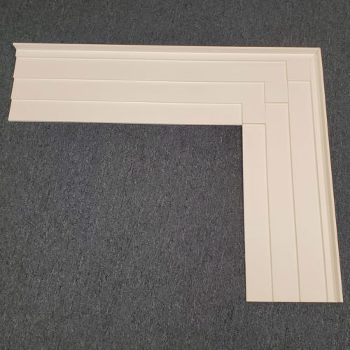 New York Art Deco crown molding