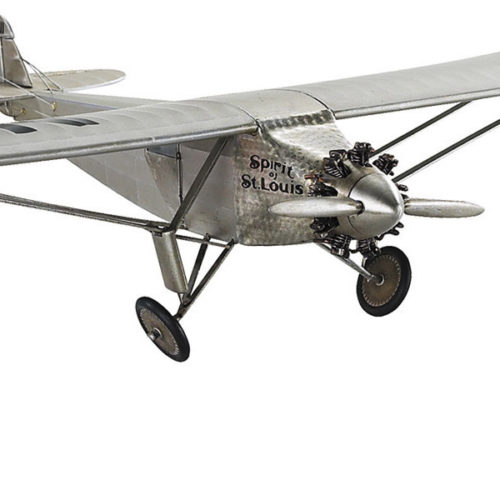 Spirit Of St. Louis Plane Model