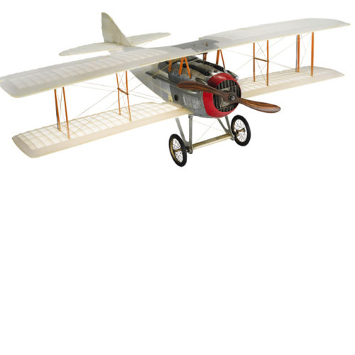 Spad Model Plane (transparent)