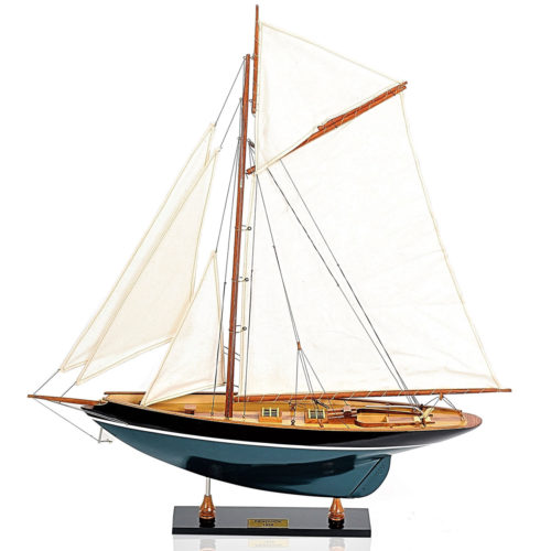 Pen Duick sailing boat model