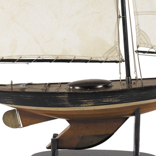 Newport Sloop Ship Model