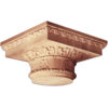 Santa-Clara carved wood capitals are carved in a deep relief to achieve the highest degree of quality and details
