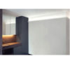modern crown molding for indirect lighting available at InvitingHome.com
