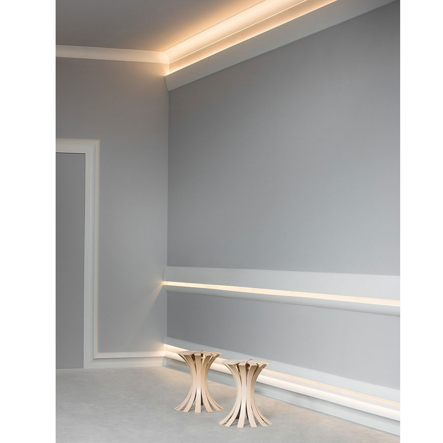 Cove Molding For Indirect Lighting