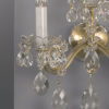 Maria Theresa Crystal Sconce