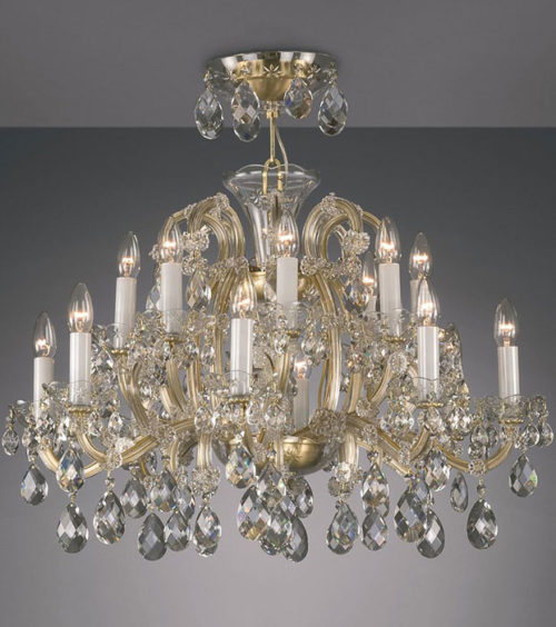 Maria Theresa Crystal Chandeliers