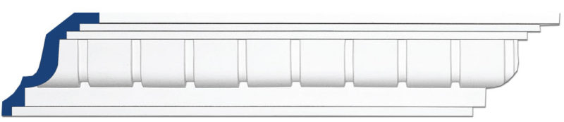 decorative crown molding
