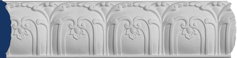 decorative chair rail molding