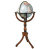 "Our 12-1/2"" globe with floor stand is the classical form used over the centuries."