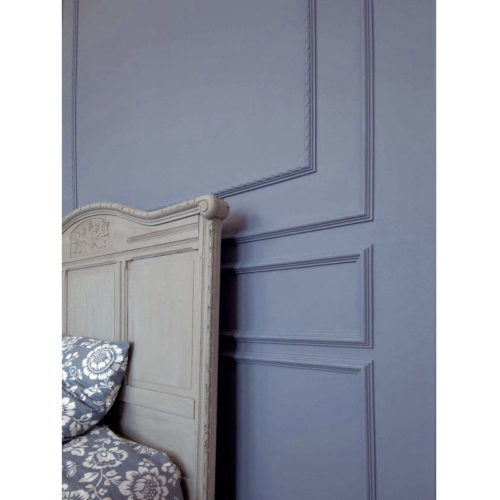 interior with panel molding; interior design ideas; wall decor inspiration