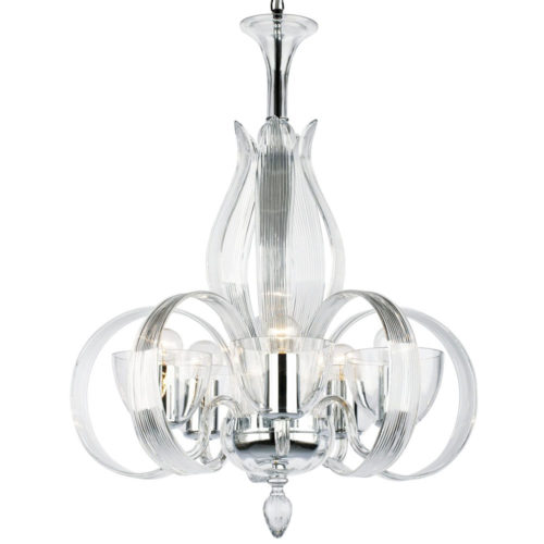 The first design sketch of this beautiful chandelier come from 20th century. Today, this chandelier produced in an almost unchanged form;