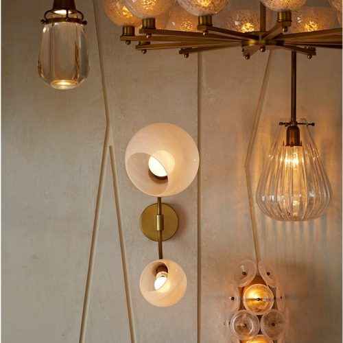 cool wall and ceiling lighting fixtures; sconces, pendants, chandeliers; modern lighting ideas
